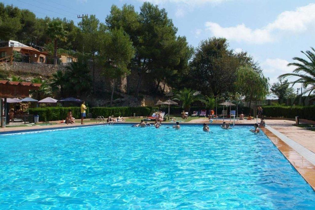 Camping en Tamarit - Altafulla – Tarragona
